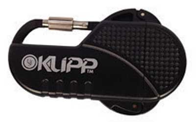 UST KLIPP LIGHTER BLACK