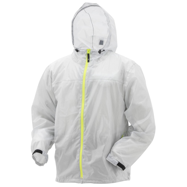 Frogg Toggs XTL62101-75LG Xtreme Lite Jacket, Smoke, Size LG