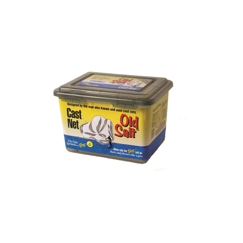 Betts 8PM Old Salt Mono Cast Net 8' 3/8
