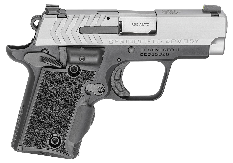 Springfield Armory PG9109SVG 911   380 Automatic Colt Pistol (ACP) Single 2.7