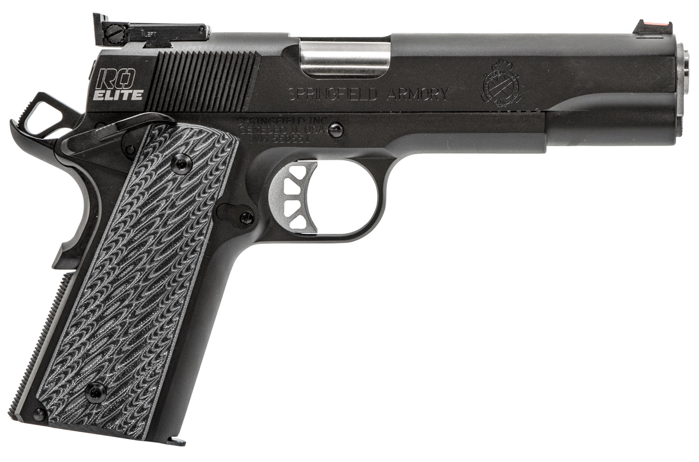 Springfield Armory PI9128E 1911 Range Officer Elite Target Single 45 Automatic Colt Pistol (ACP) 5