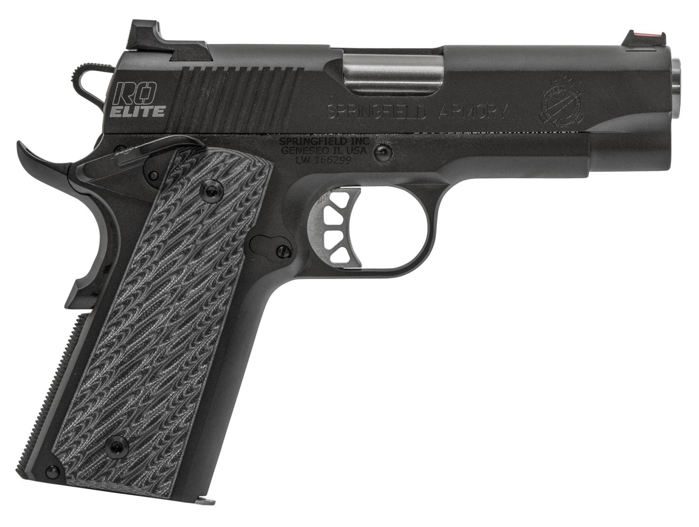 Springfield Armory PI9137E 1911 Range Officer Elite Champion  9mm Luger Single 4