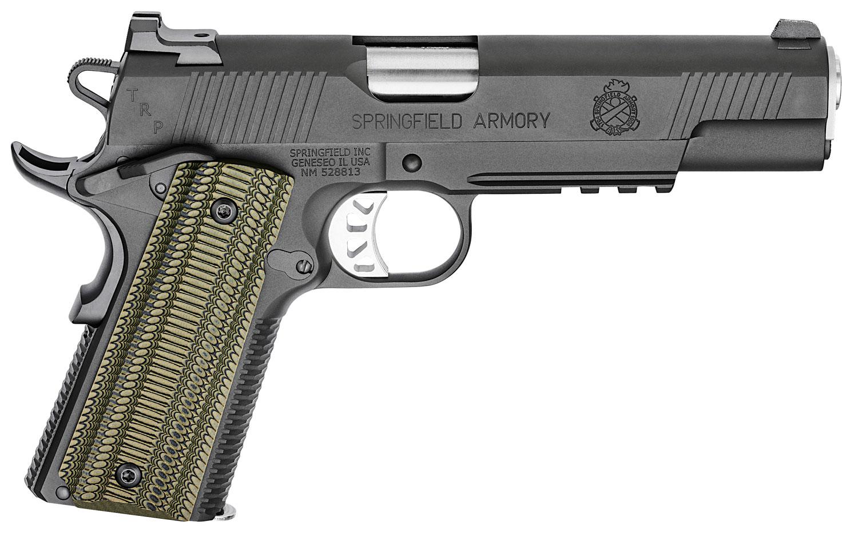 Springfield Armory PC9510RMR18 1911 TRP w/Trijicon RMR  10mm Single 5