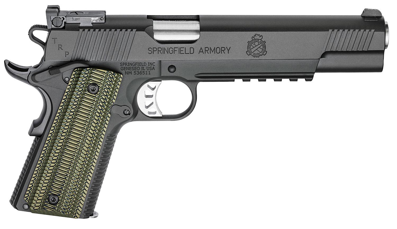 Springfield Armory PC9610RMR18 1911 TRP w/Trijicon RMR  10mm Single 6