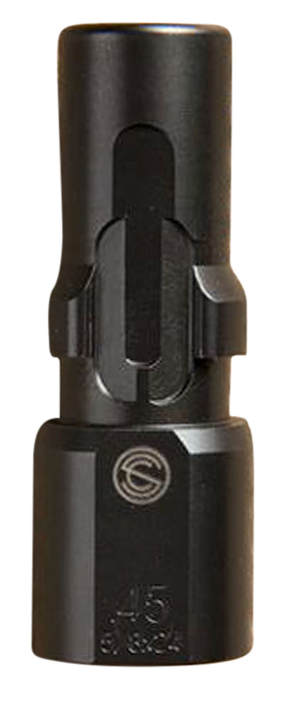 SilencerCo AC2603 3-Lug Muzzle Device 45 ACP 5/8