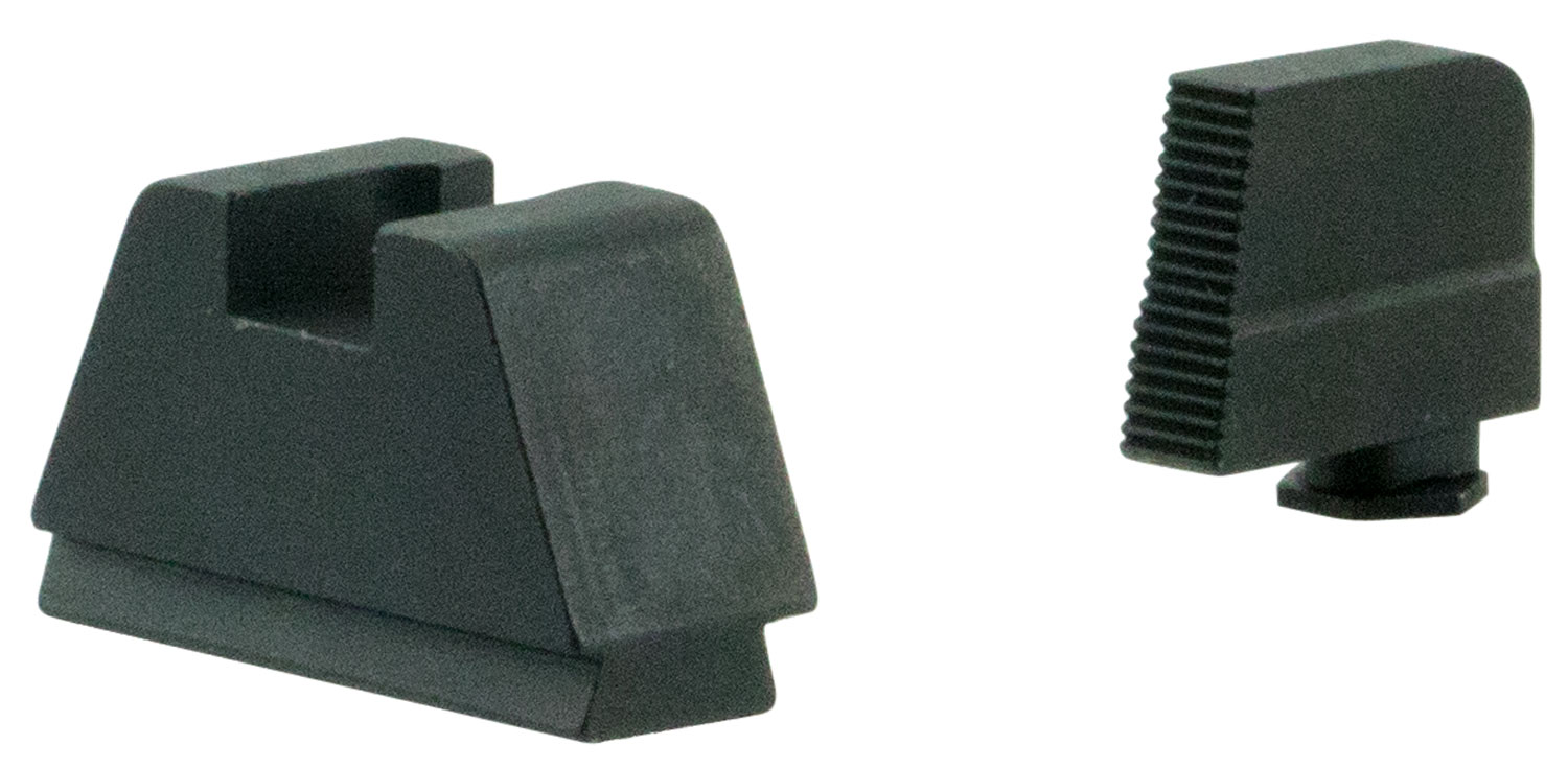 AmeriGlo GL506 Tall Suppressor Height Sight Glock (Except 42) Steel Black 3XL