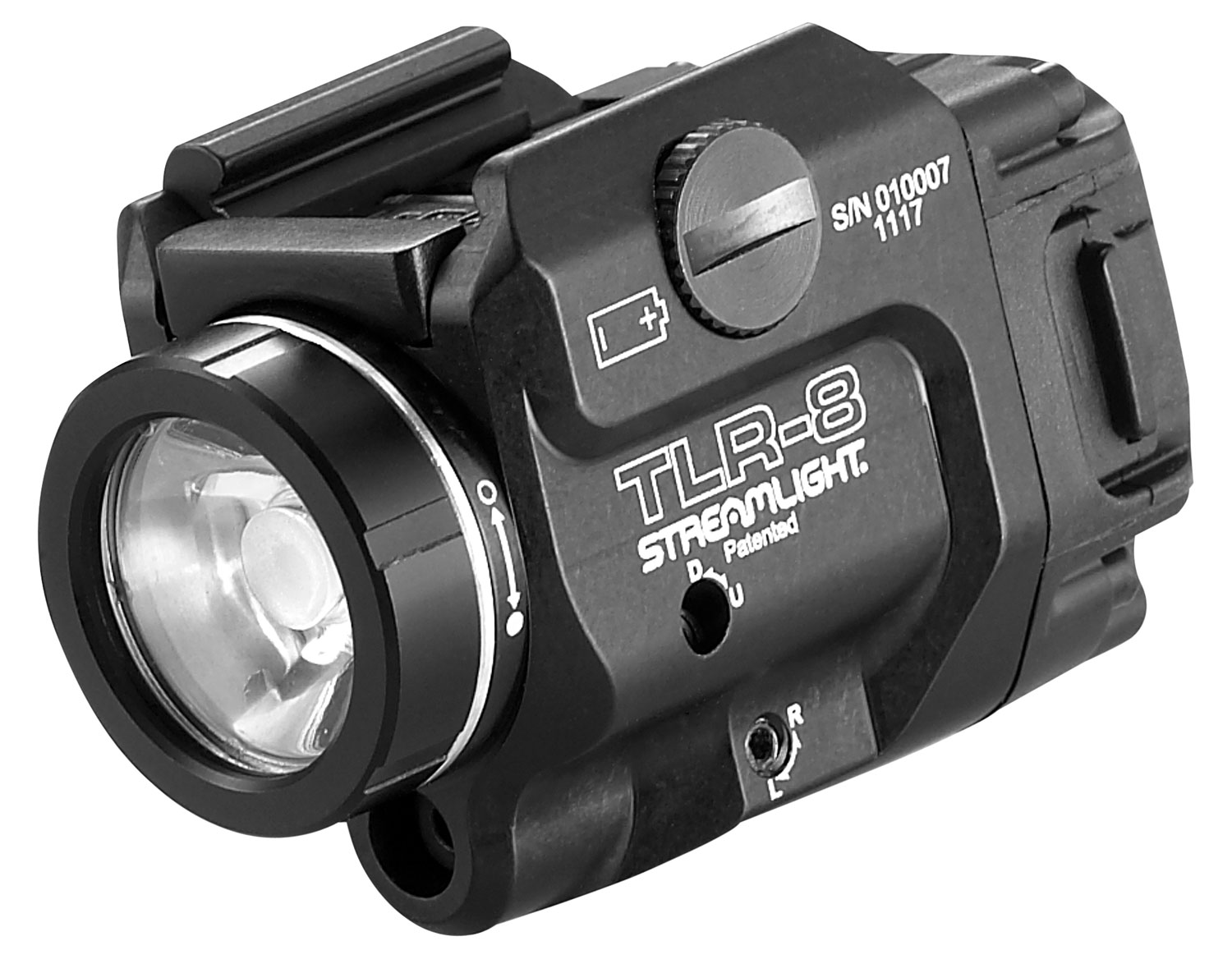 Streamlight TLR-8 500L Gun Light with Red Laser