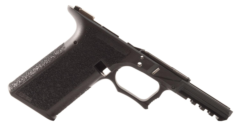 Polymer80 P80PFS9BLK G17/22 Gen3 Compatible 80% Pistol Frame Polymer Black Serialized