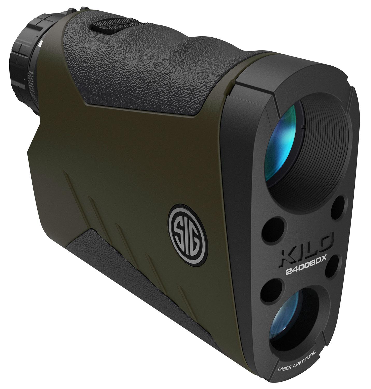 Sig Sauer Electro-Optics SOK24704 Kilo2400 BDX 7x 25mm 35.67 ft @ 100 yds FOV Green