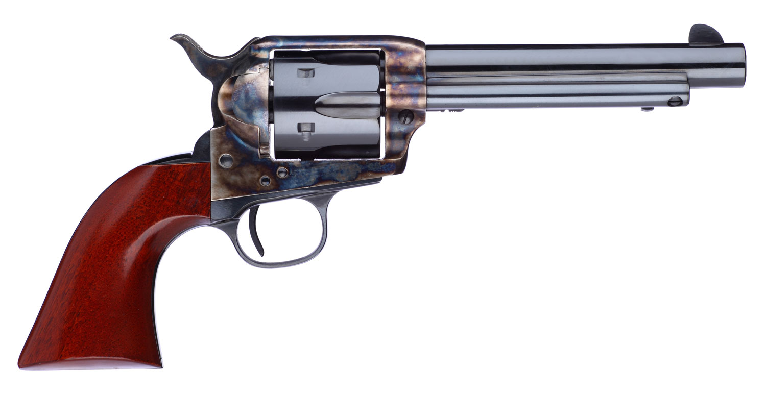 Taylors & Company 701EDE 1873 Cattleman New Model 357 Mag 6rd 5.50