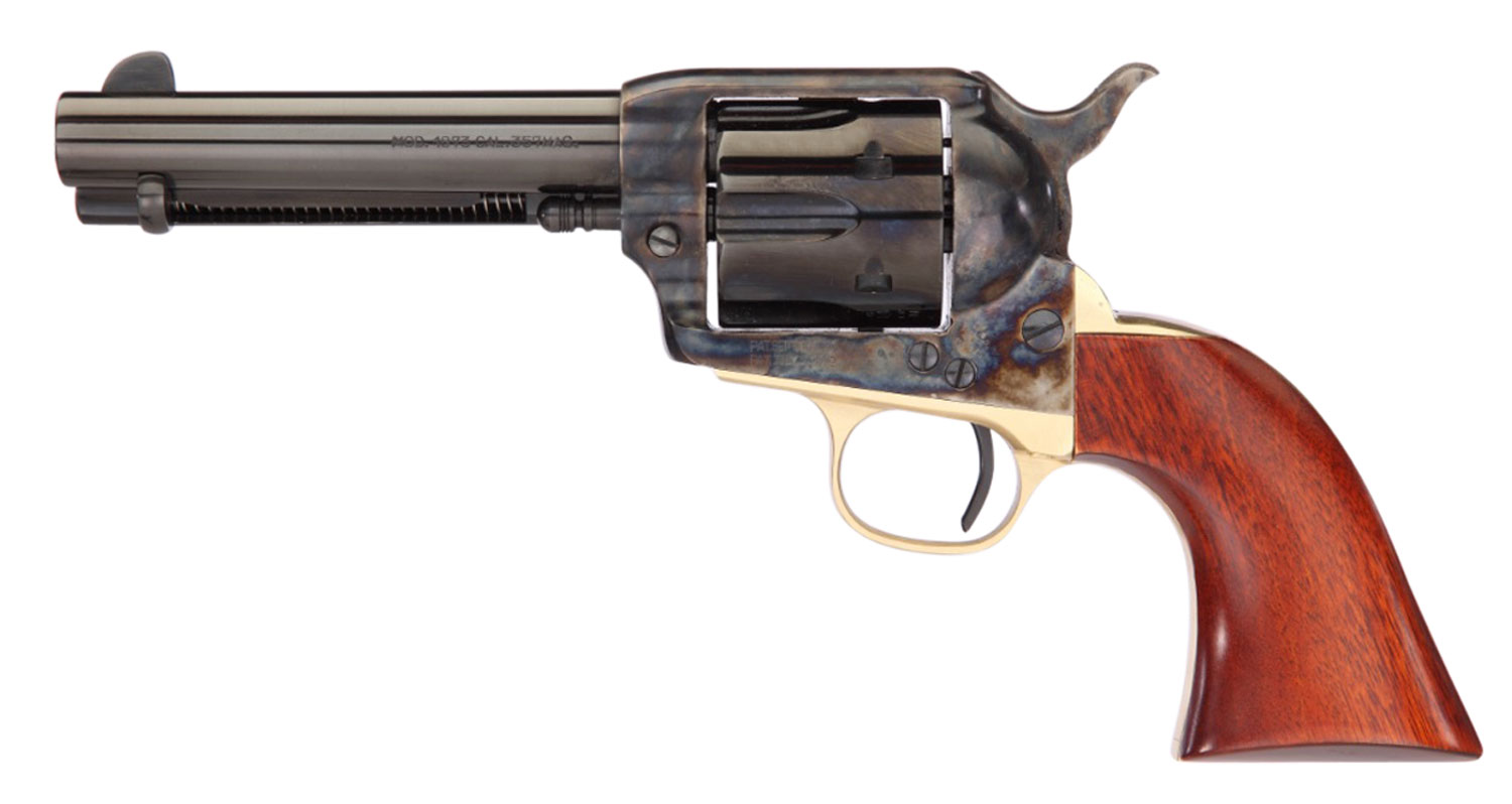 Taylors & Company 450DE 1873 Ranch Hand Deluxe 45 Colt (LC) 6rd 4.75