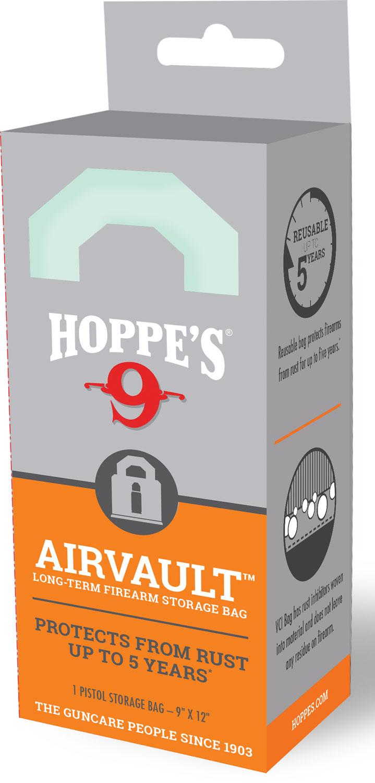 Hoppes HVCIS Air Vault Storage Bag Pistol 9