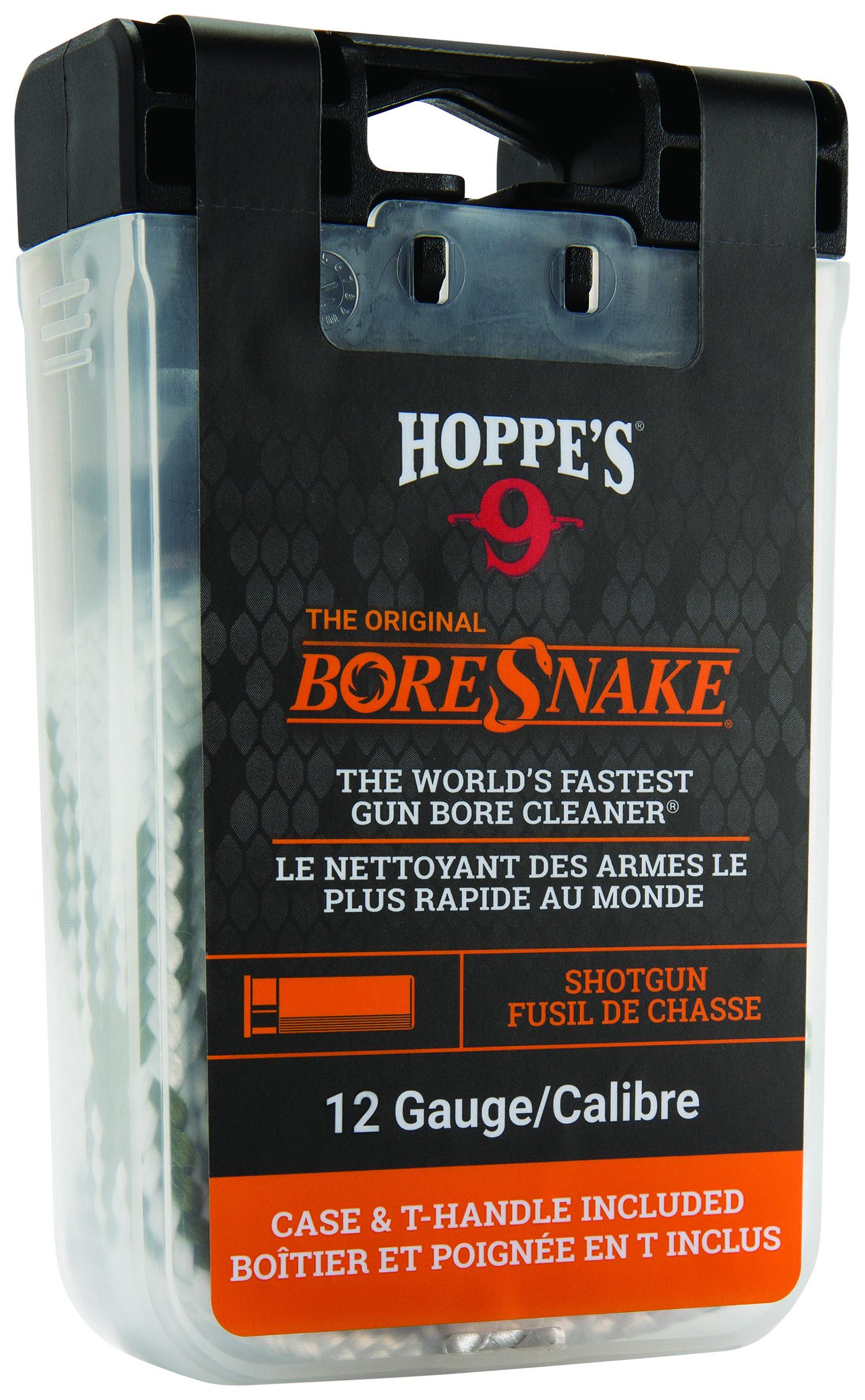 Hoppes 24035D BoreSnake Den Bore Cleaner Rope 12 Ga