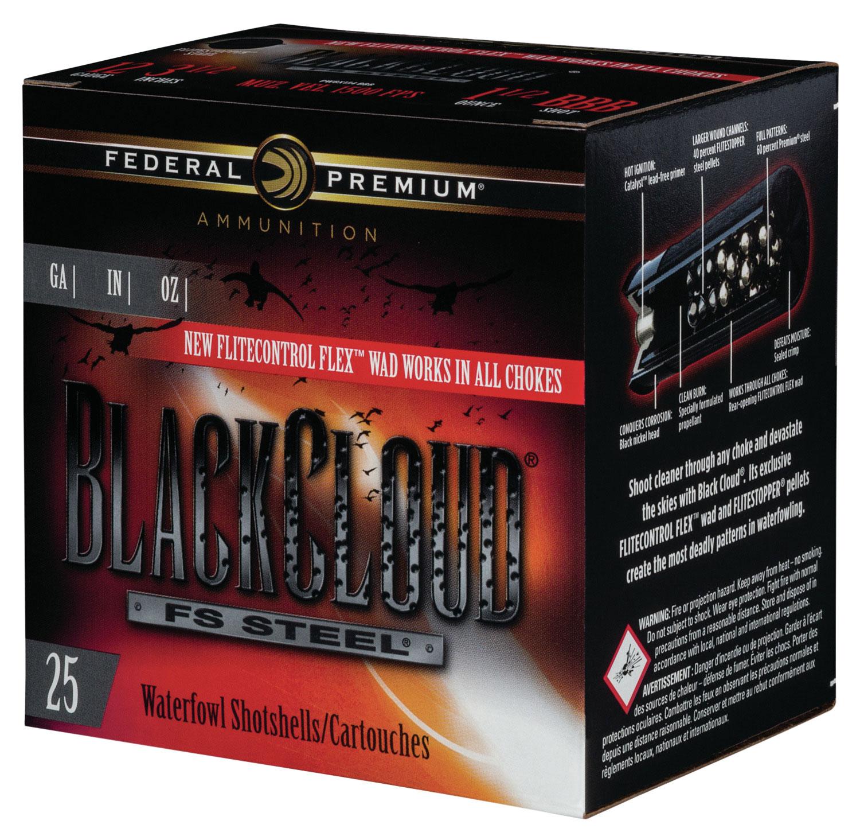 Federal PWBX2091 Black Cloud FS Steel  20 Gauge 3