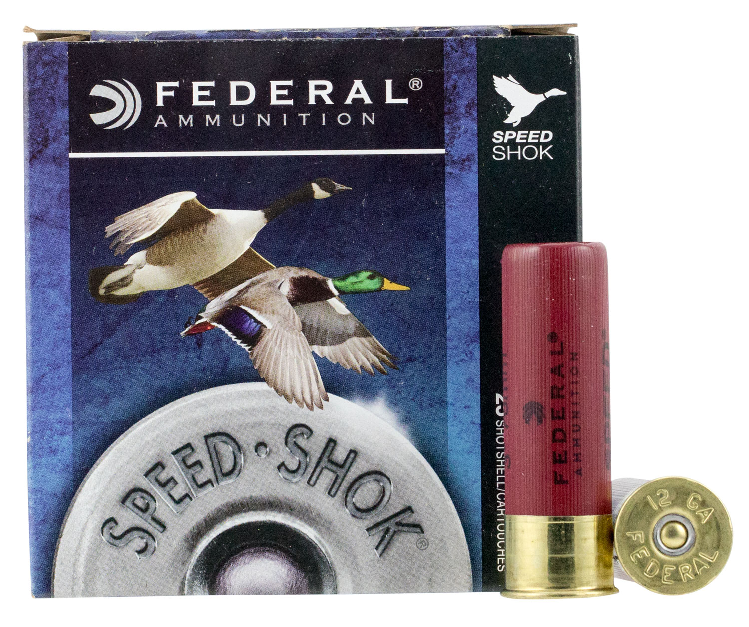 Federal WF142BBB Speed-Shok  12 Gauge 3