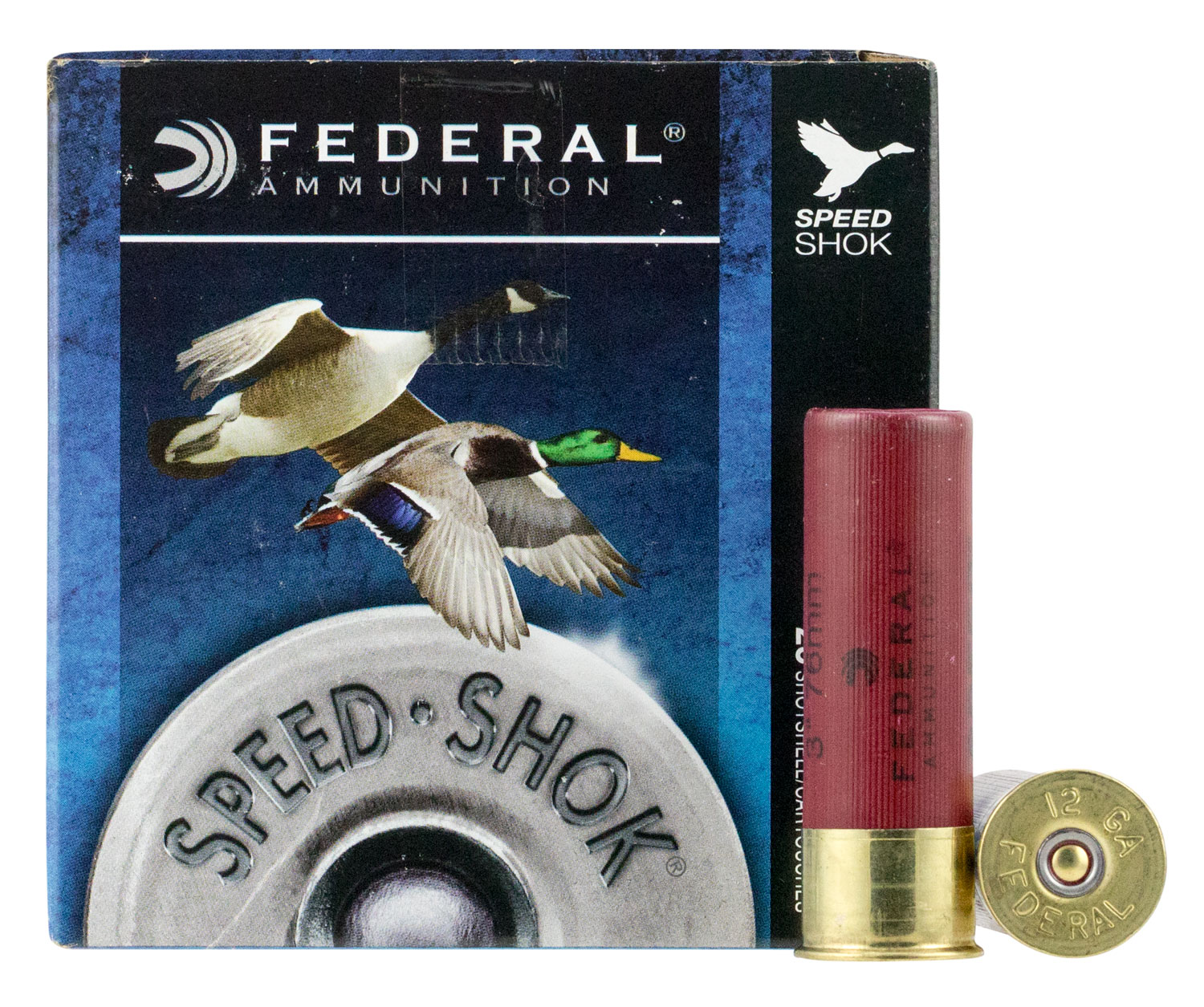 Federal WF1421 Speed-Shok  12 Gauge 3
