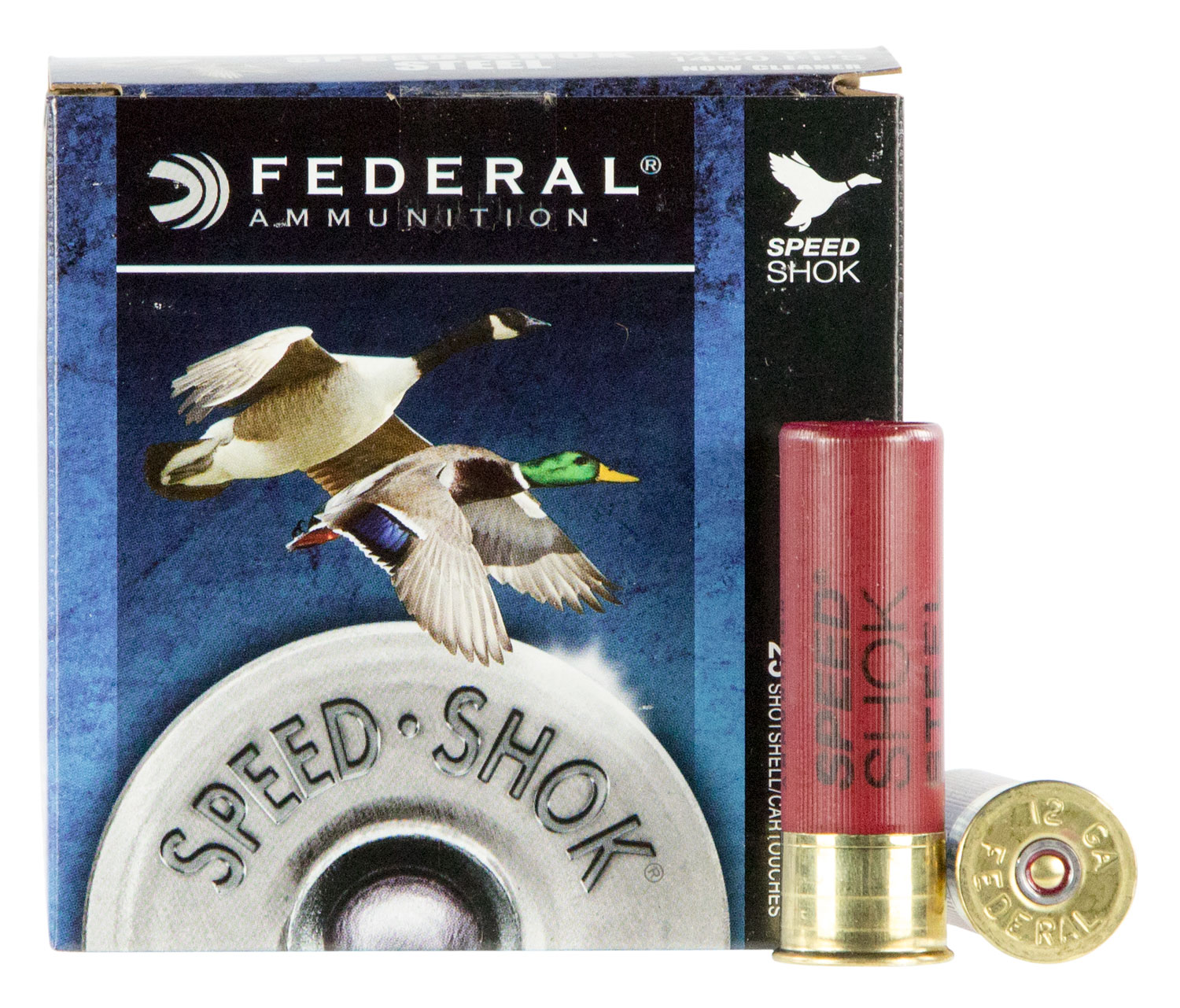 Federal WF1424 Speed-Shok  12 Gauge 3
