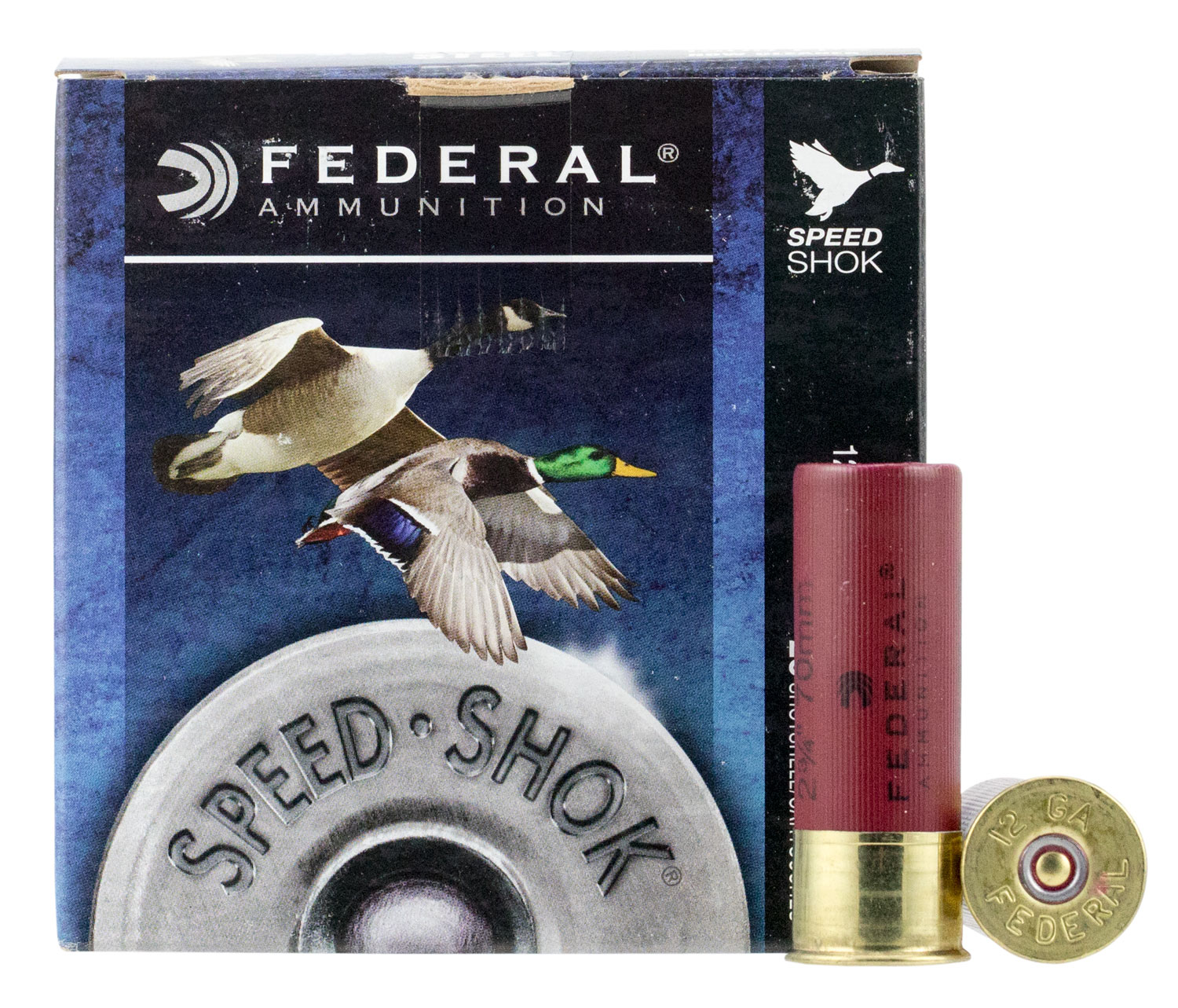 Federal WF1453 Speed-Shok  12 Gauge 2.75