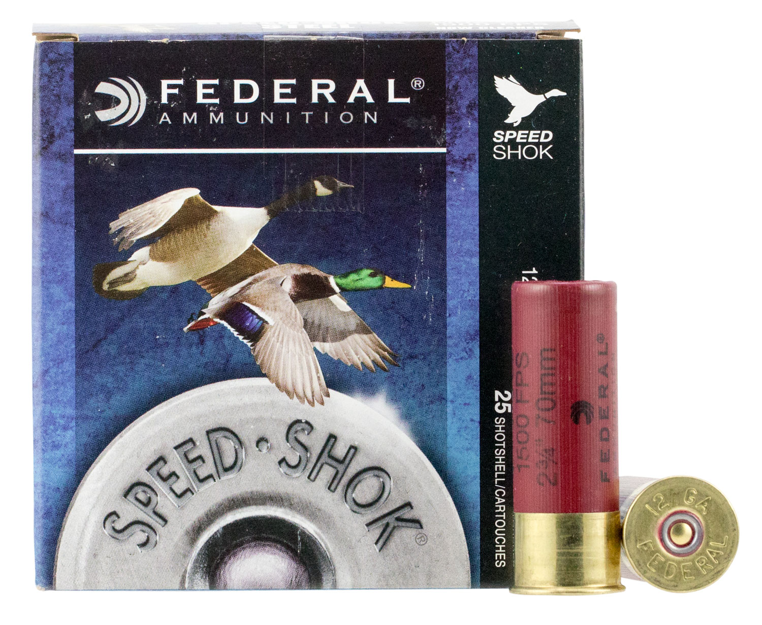 Federal WF1454 Speed-Shok  12 Gauge 2.75