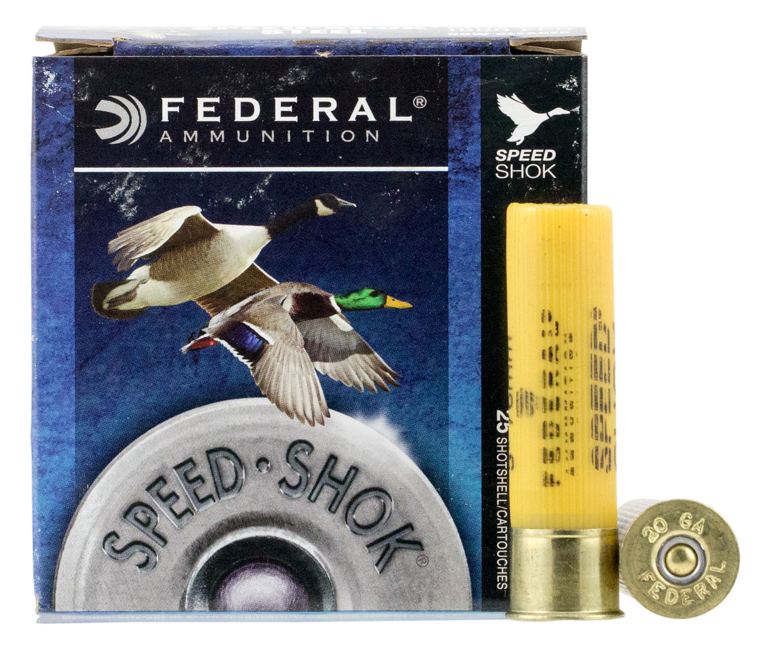 Federal WF2094 Speed-Shok  20 Gauge 3