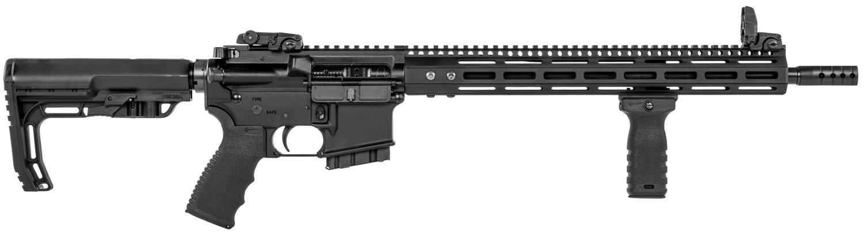Franklin Armory 1266BLK M4-HTF R3 XTD 5.56x45mm NATO 16