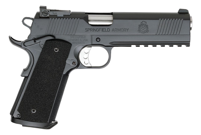 Springfield Armory PC9105LCA18 1911 TRP Operator *CA Compliant* 45 Automatic Colt Pistol (ACP) Single 5