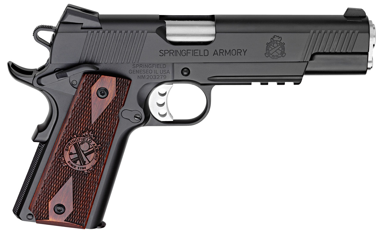 Springfield Armory PX9116L18 1911 Loaded Operator  45 Automatic Colt Pistol (ACP) Single 5