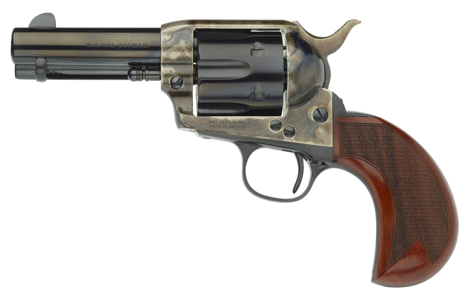 Taylors & Company 555133 1873 Cattleman 45 Colt (LC) 6rd 3.50