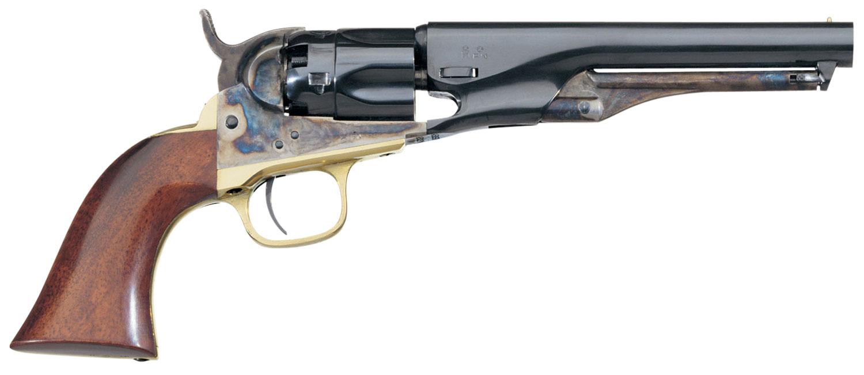 Taylors and Company 315A 1862 Police Revolver 36 Black Powder 5.5