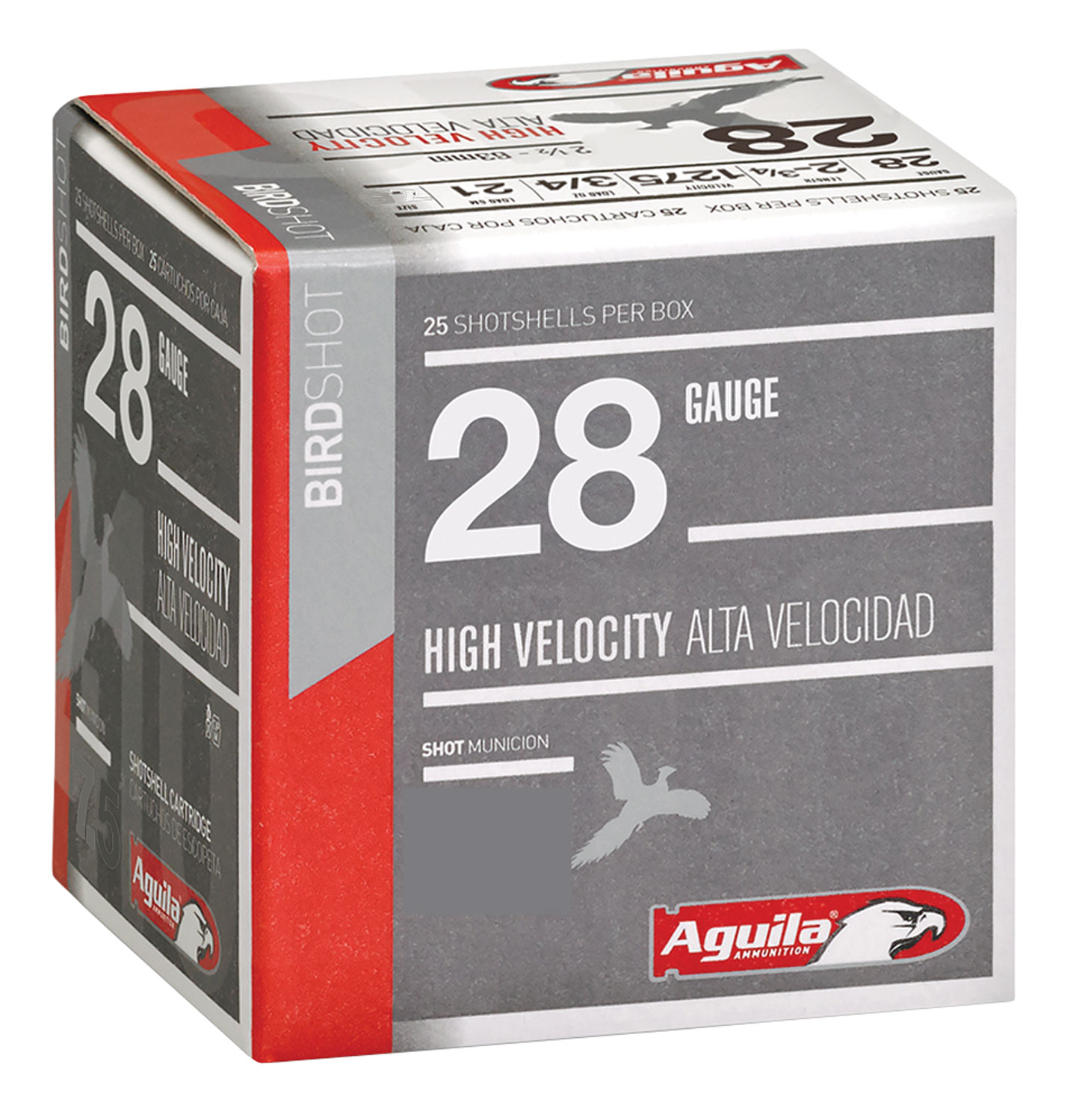 Aguila 1CHB2879 Hunting High Velocity 28 Gauge 2.75