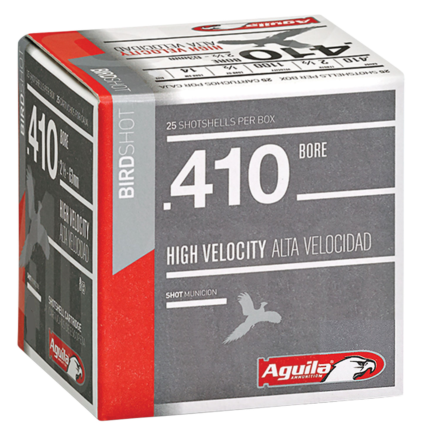 Aguila 1CHB4138 Hunting High Velocity 410 Gauge 2.5