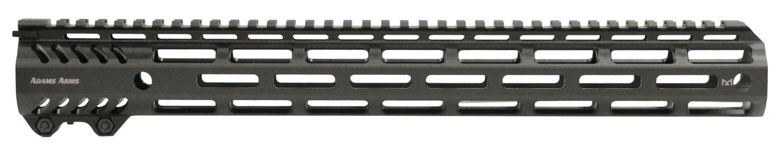 Adams Arms FGAA09004 P-Series M-Lok Rail AR-15 Rifle 6061-T6 Aluminum Black 15.5