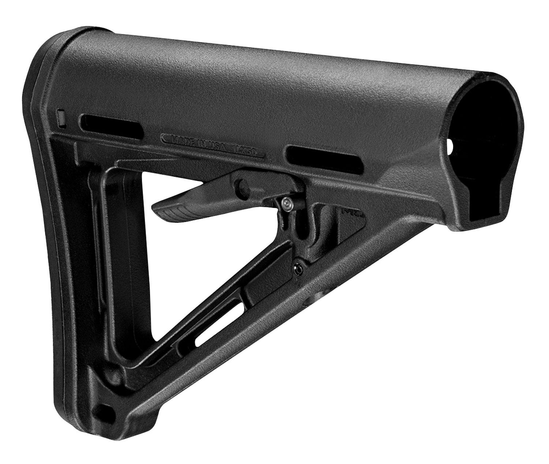 Magpul MAG400-BLK Moe Mil-Spec AR-15 Reinforced Polymer Black