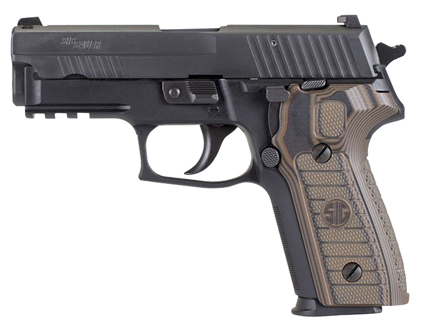 Sig Sauer 229R9SEL P229 Compact Select 9mm Luger Single/Double 3.9