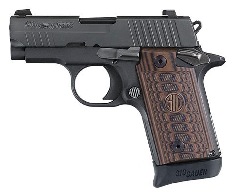 Sig Sauer 238380SEL P238 Micro-Compact Select 380 Automatic Colt Pistol (ACP) Single 2.7