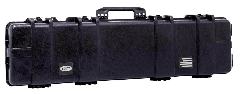 Boyt Harness H51 H-Series Double Gun Case Polypropylene Black 53.5