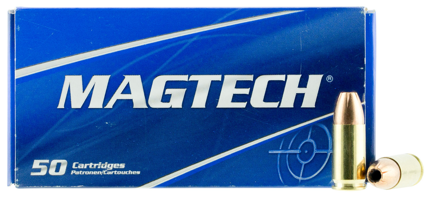 Magtech 44F Sport Shooting  44 Smith & Wesson Special Low Recoil 240 GR Full Metal Jacket 50 Bx/ 20 Cs