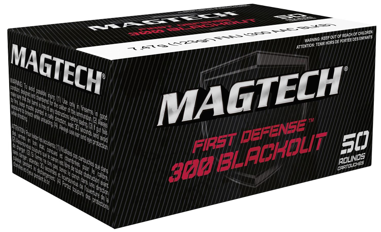 Magtech 300BLKSUBA Rifle  300 AAC Blackout/Whisper (7.62x35mm) 200 GR Full Metal Jacket Subsonic 50 Bx/ 20 Cs