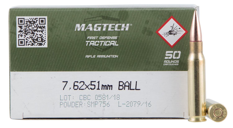 MAGTECH 762X51 M80 BALL 50/400