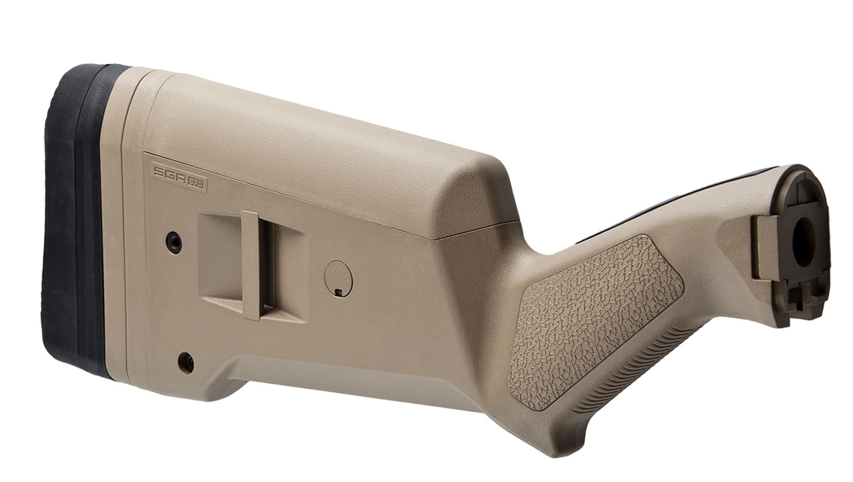 Magpul MAG460-FDE SGA   Remington 870 12 ga Flat Dark Earth Polymer
