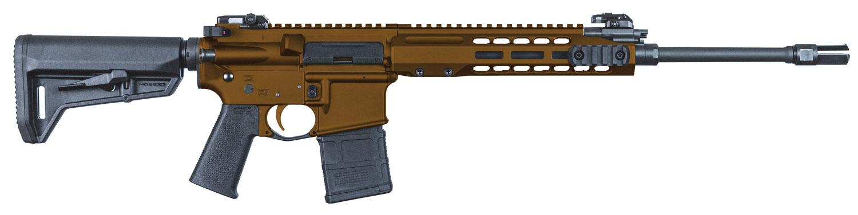 Barrett 17069 REC7 Flyweight  Semi-Automatic 5.56 NATO 16