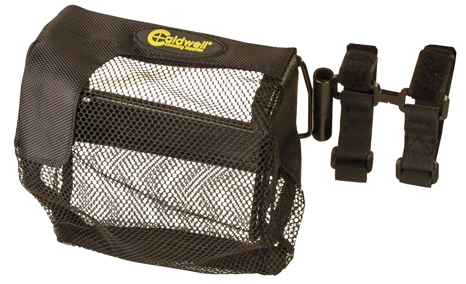 Caldwell 110038 Universal Brass Catcher  Mesh Black 100 Rounds