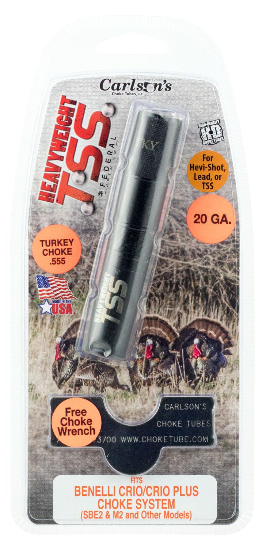 Carlsons 38018 TSS Turkey Beretta/Benelli Mobil 20 Gauge 17-4 Stainless Steel Black