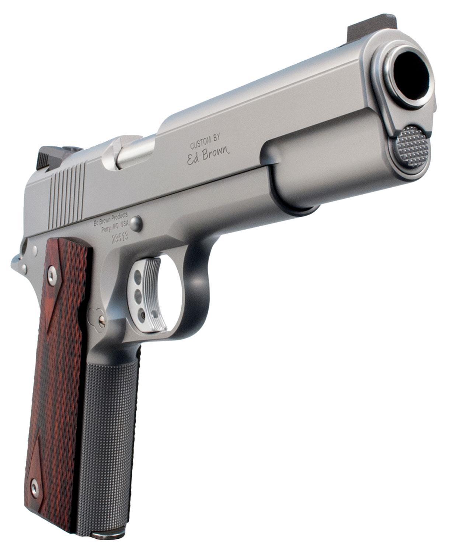Ed Brown E18SS Executive Elite Single 45 Automatic Colt Pistol (ACP) 5