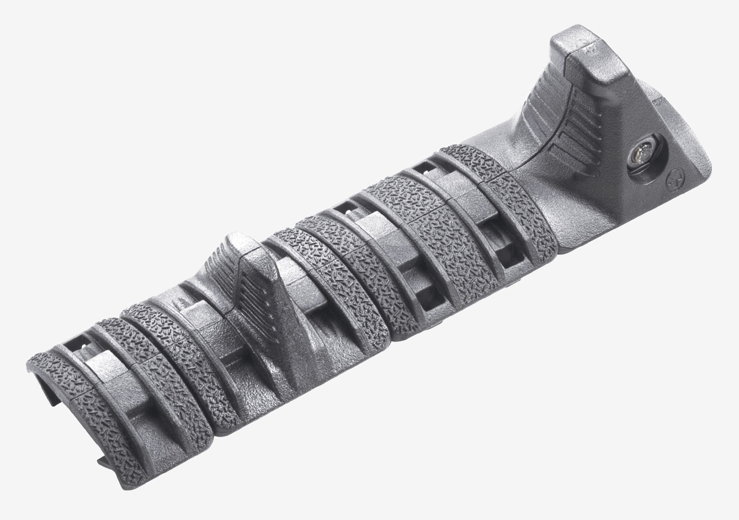 Magpul MAG511-GRY XTM Hand Stop Kit AR15/M4/M16 Gray Polymer Ambidextrous