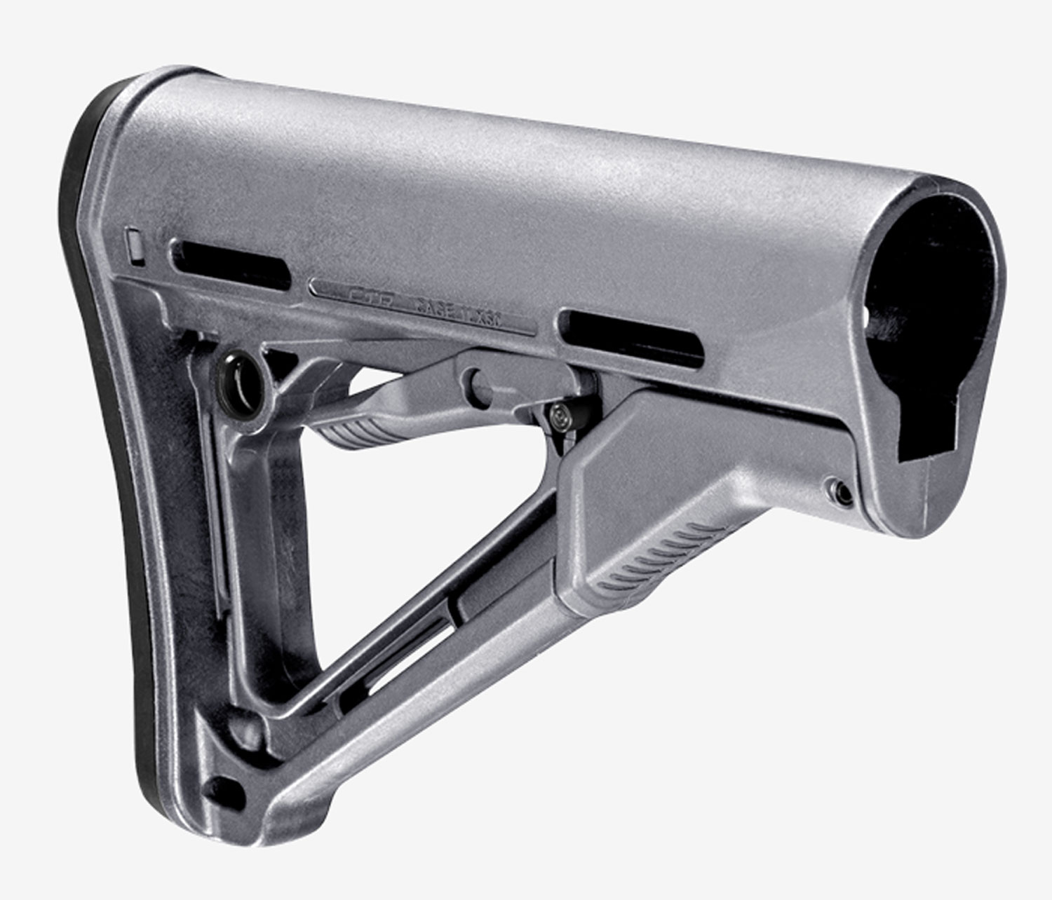 Magpul MAG310-GRY CTR Mil-Spec AR-15 Reinforced Polymer Gray