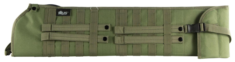 US PeaceKeeper P13135 Shotgun Scabbard  600 Denier Polyester OD Green