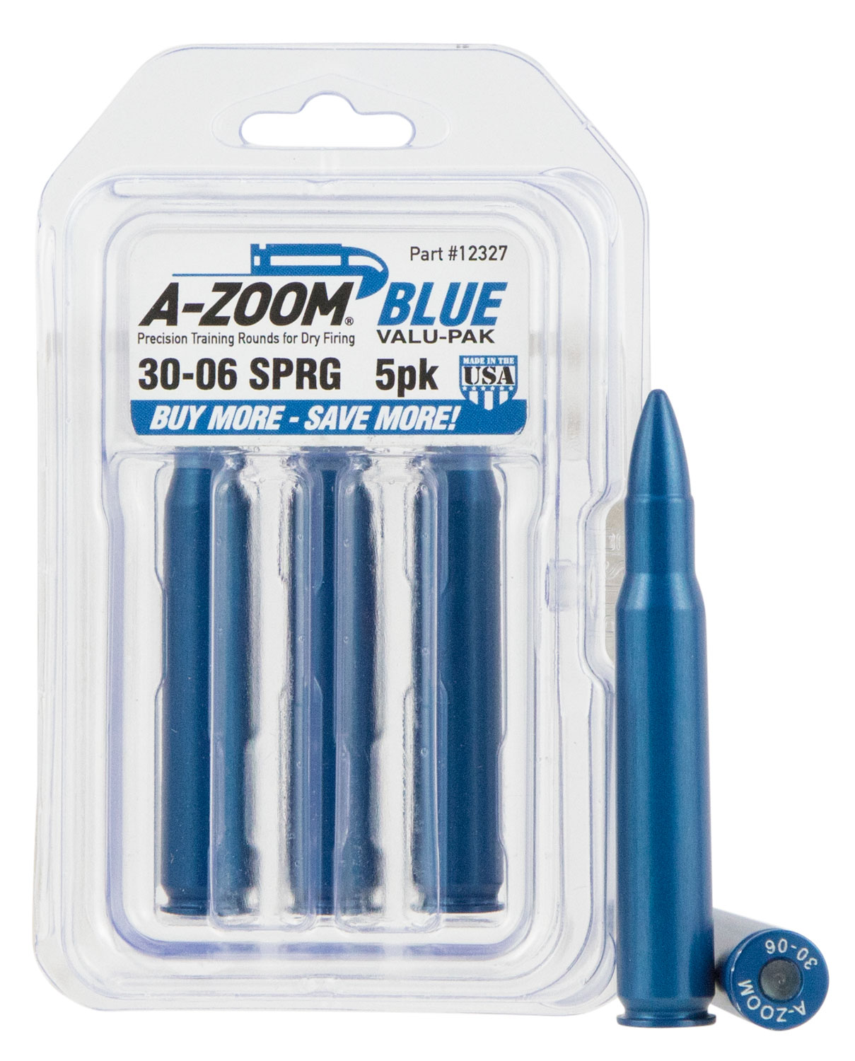 AZOOM SNAP CAPS 3006SP 5PK BLUE