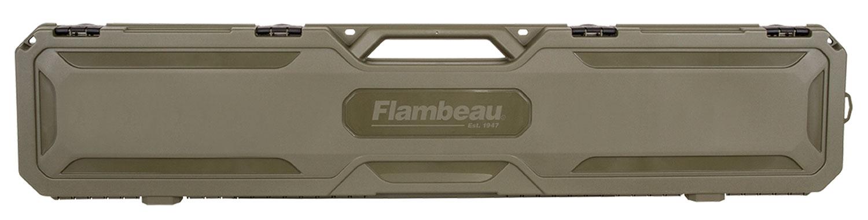 Flambeau 6464FC Safe Shot Field Rilfe/Shotgun Gun Case 49.75