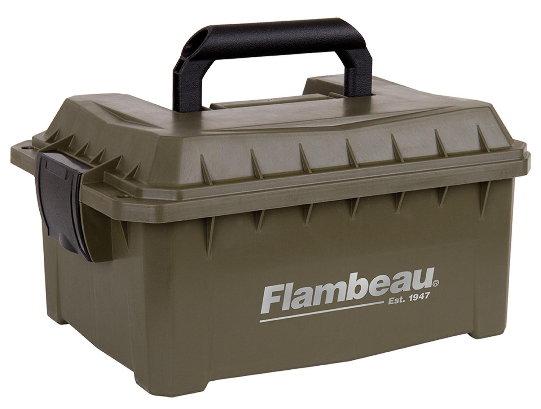Flambeau 7415SB Shotshell Ammo Can 12/20 Gauge 9.625